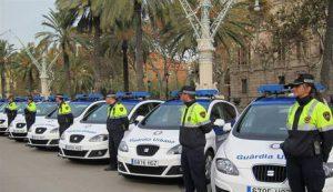 Mobilitzacions de les policies locals a Madrid